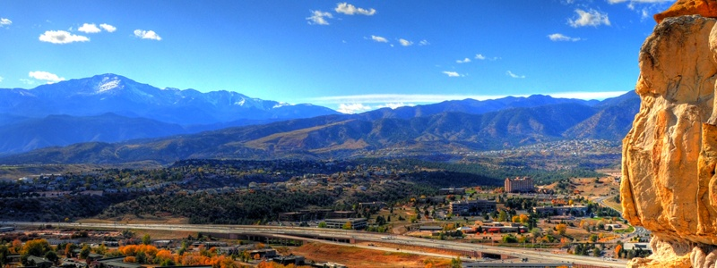 Moving to Colorado Springs
