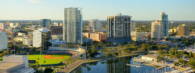 Moving to St. Petersburg Florida