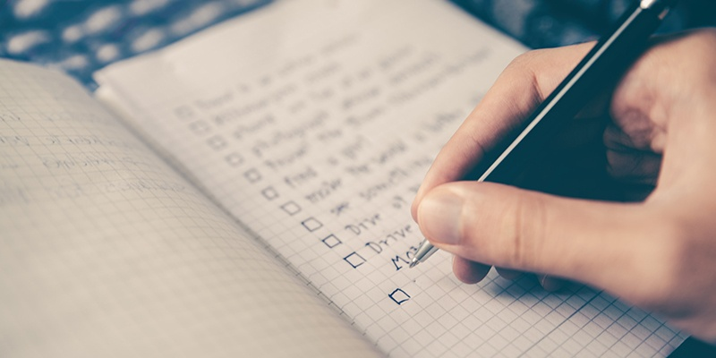 Moving Across The Country Checklist